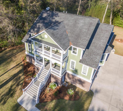 Summerville Single Family Home For Sale: 211 Holly Inn Road