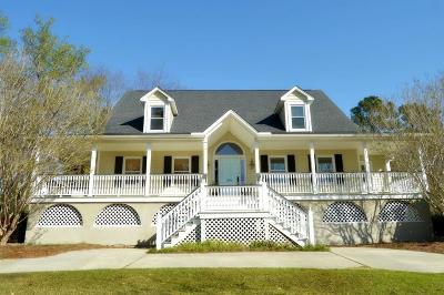 Summerville Single Family Home For Sale: 301 E Shepard Lane