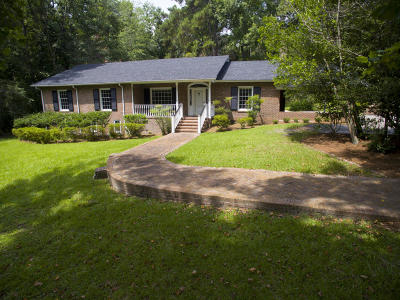 Summerville Single Family Home For Sale: 208 E Carolina Avenue