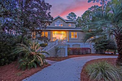 Kiawah Island Single Family Home For Sale: 554 Bufflehead Drive