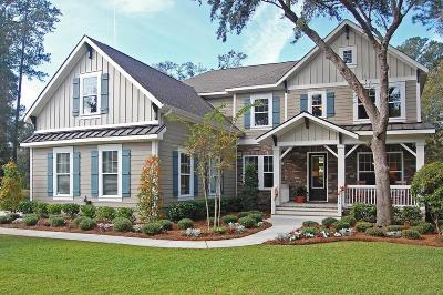 Moncks Corner Single Family Home For Sale: 1089 Wassamassaw Plantation Drive