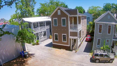 Charleston Single Family Home For Sale: 4 Carrere Court