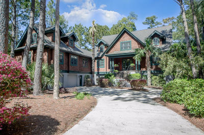 Kiawah Island Single Family Home For Sale: 591 Piping Plover #Lane