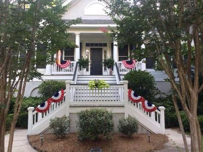 Summerville Single Family Home Contingent: 204 Oakwood Drive