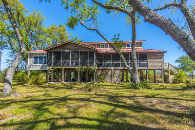 Edisto Island Single Family Home Contingent: 8231 Simmons Pond Road