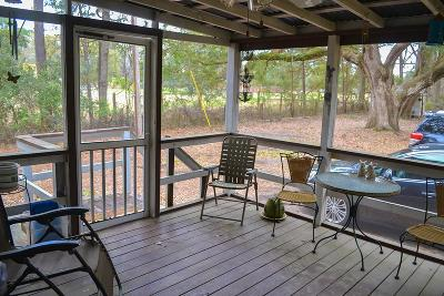 Johns Island Single Family Home For Sale: 2775 Bohicket Road