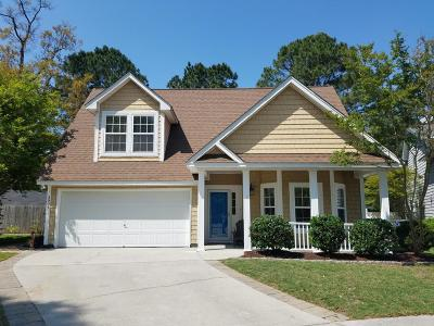 Lawton Harbor Single Family Home Contingent: 3001 Allison Cove Drive