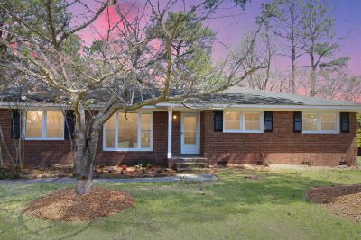 West Ashley Plantation Single Family Home Contingent: 1833 Saint Julian Drive