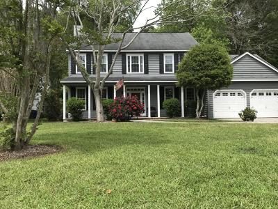 Brickyard Plantation Single Family Home Contingent: 1183 W Park View Place