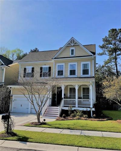 Single Family Home Contingent: 148 Ashley Bluffs Road
