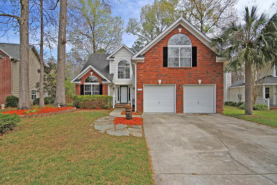 Goose Creek Single Family Home For Sale: 134 Tattingstone Way