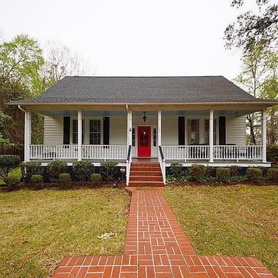Summerville Single Family Home For Sale: 321 S Laurel Street
