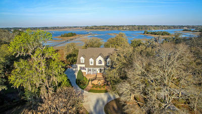 Johns Island Single Family Home For Sale: 4138 Nature View Circle
