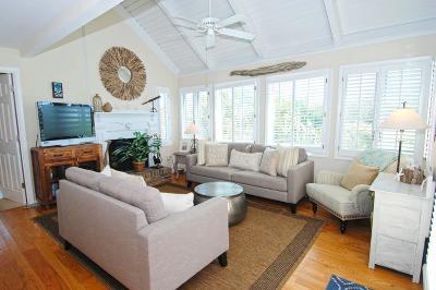 Seabrook Island Single Family Home Contingent: 933 Sealoft Villa Drive