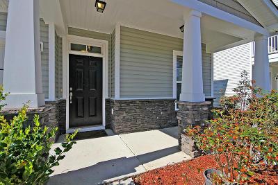 Moncks Corner Single Family Home For Sale: 527 Crossland Drive