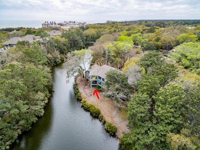 Kiawah Island Attached For Sale: 4775 Tennis Club