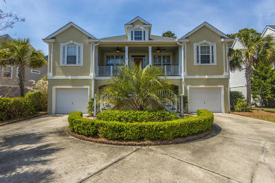 Charleston National Single Family Home Contingent: 3515 Stockton Drive