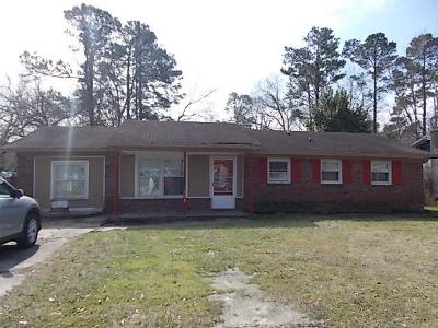 Summerville Single Family Home Contingent: 109 Hope Drive
