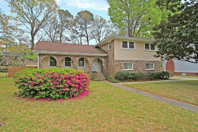 Charleston Single Family Home Contingent: 1569 N Pinebark Lane