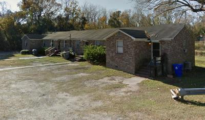 North Charleston Multi Family Home For Sale: 2176 Flora Drive #A, B, C,