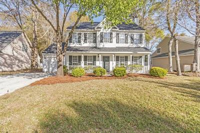 Mount Pleasant Single Family Home Contingent: 1343 Center Lake Drive