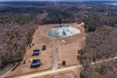 Awendaw Residential Lots & Land Contingent: 1132 Hitchfield Lane