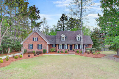 Summerville Single Family Home For Sale: 110 Old Postern Road