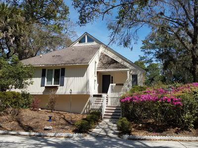 Seabrook Island Single Family Home For Sale: 2762 Old Oak Walk