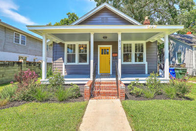 Single Family Home For Sale: 873 Ashley Avenue