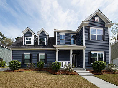 Johns Island Single Family Home For Sale: 2808 Ortega Drive