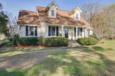 Single Family Home For Sale: 4641 Towles Road