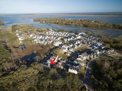Seaside Plantation Single Family Home Contingent: 1215 Adela Hills Drive