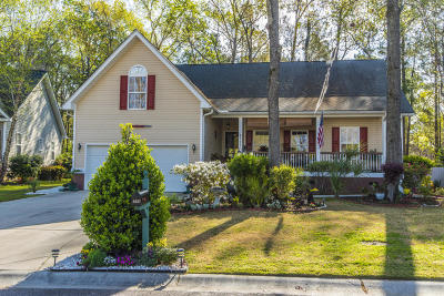 North Charleston Single Family Home For Sale: 8327 Tyrian Path