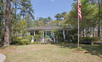 Summerville Single Family Home For Sale: 2161 Hummingbird Lane