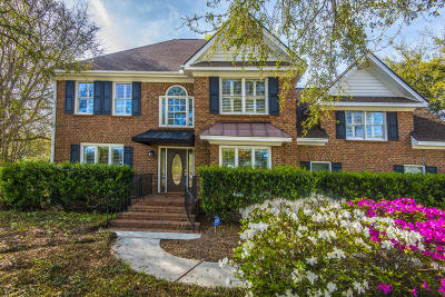 Mount Pleasant Single Family Home For Sale: 1337 Overcreek Court