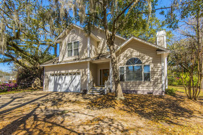 Mount Pleasant Single Family Home For Sale: 1332 Woodlock Road
