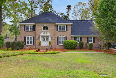 Summerville Single Family Home Contingent: 101 Brandywine Drive