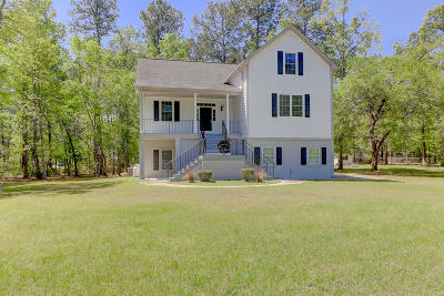 Summerville Single Family Home For Sale: 159 Sedgewick Road