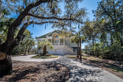 Johns Island Single Family Home For Sale: 1614 Regimental Lane