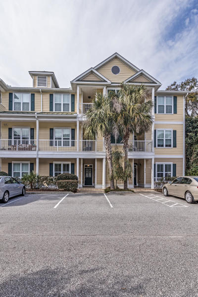 Charleston County Attached For Sale: 7315 Indigo Palms Way