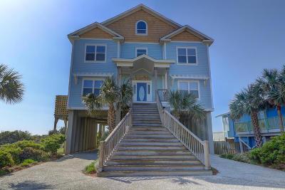 Folly Beach Single Family Home Contingent: 1005 W Ashley Avenue