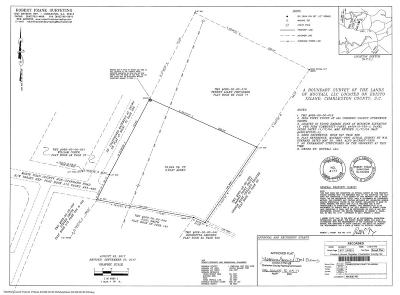Edisto Island SC Residential Lots & Land For Sale: $32,000