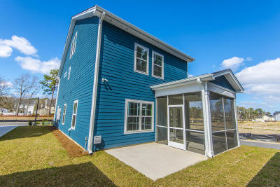 Johns Island Single Family Home For Sale: 6800 Emmets Road