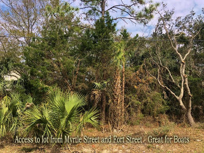 Edisto Island SC Residential Lots & Land For Sale: $159,000