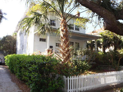 Charleston Multi Family Home Contingent: 5 Halsey Street