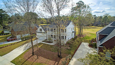 North Charleston, West Ashley Single Family Home For Sale: 8831 E Fairway Woods Circle