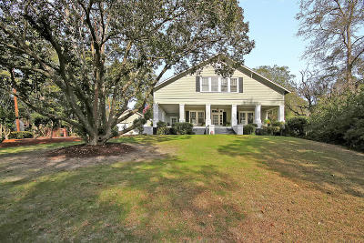 Walterboro Single Family Home For Sale: 205 Valley Street