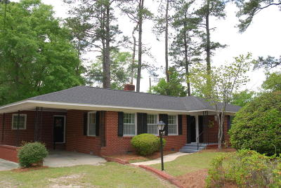 Walterboro Single Family Home For Sale: 249 Bells Highway