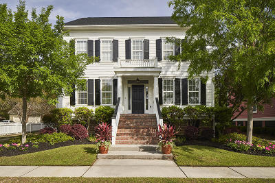 Charleston Single Family Home For Sale: 1099 Barfield Street