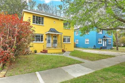 Charleston Multi Family Home For Sale: 211 Gordon Street